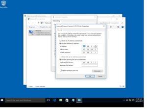 Windows 10 ip-адрес