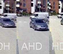 Чем отличается IP-камера от ahd?