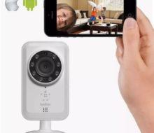 Камера видеонаблюдения для дома с удаленным доступом