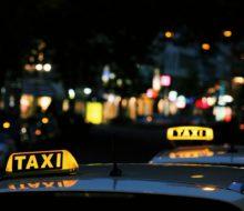 Такси в крупных городах