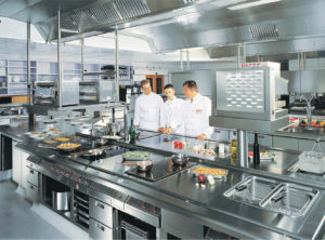 оборудование для столовых и ресторанов