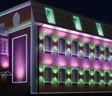 Для чего необходим светодизайн зданий