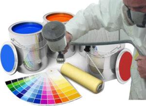Промышленные лакокрасочные покрытия