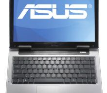 Обзор ноутбука ASUS A8JC!