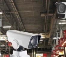 Как организовать видеонаблюдение на складе