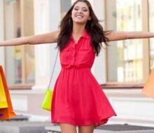 Успешный шопинг для удовольствия