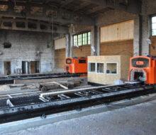 Подготовка помещения для монтажа станков