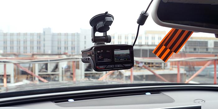 видеорегистратор с детектором для авто