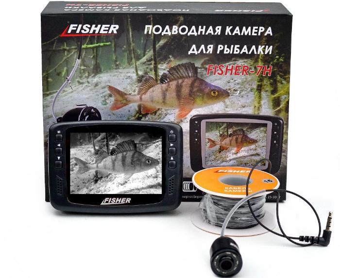 камера для зимней рыбалки