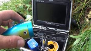 удобная камера для зимней рыбалки